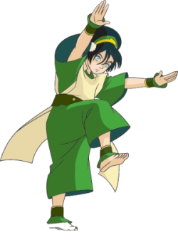Personality ... MBTI Enneagram Toph (Avatar the Last Airbender) ... loading picture