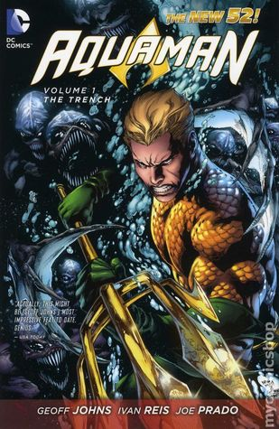 aquaman volume 1