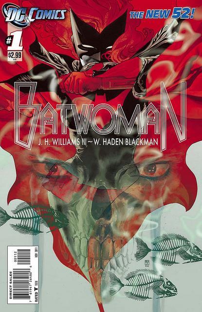 batwoman volume 1