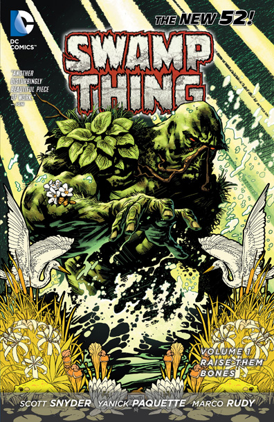 swamp thing volume 1