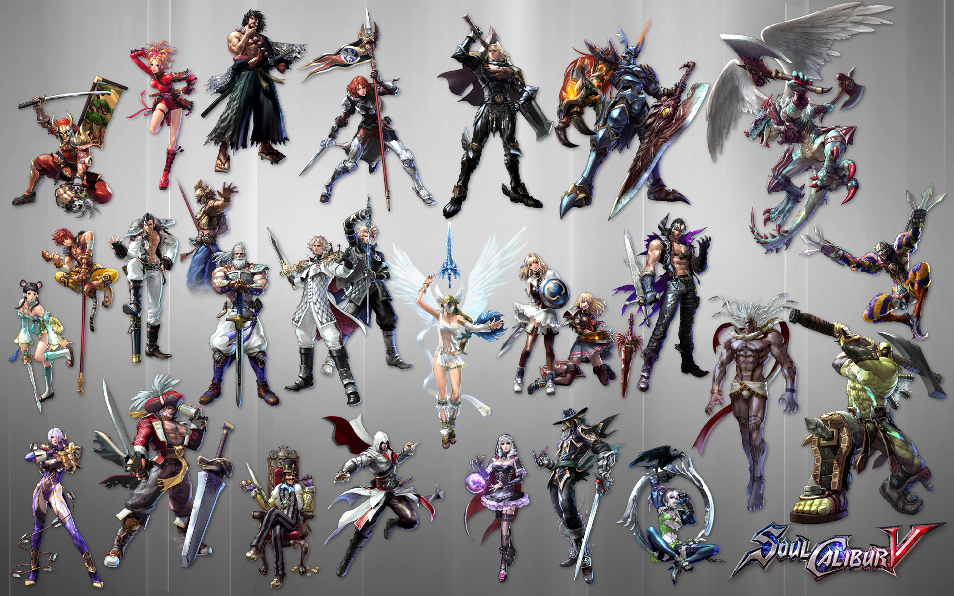 Soul Calibur V Anime Characters : Moved permanently